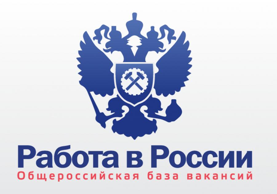 """Интернет портал """"Работа в России"""""""